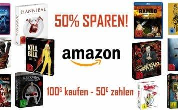 """""""Für 100 EUR kaufen - 50 EUR sparen"""""""