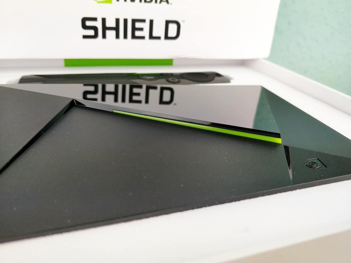 Nvidia Shield Android TV: Neues Modell mit Android 9 0 Pie
