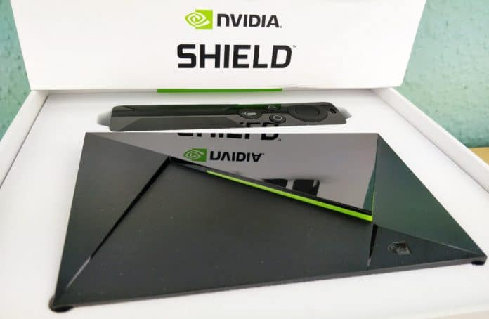 Nvidia Shield Android TV 2017