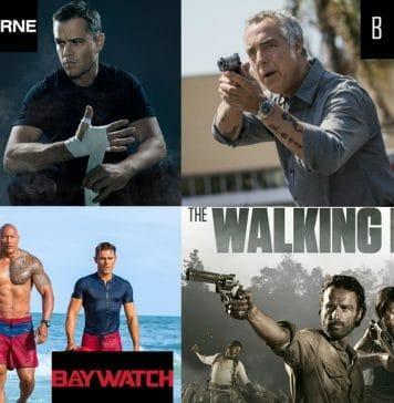 Die Amazon Prime Video Highlights April 2018