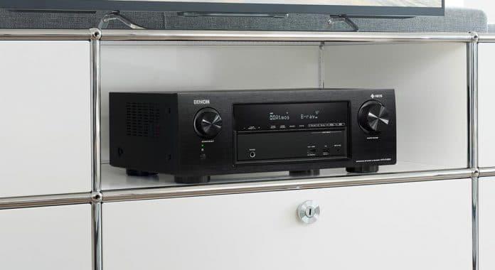 Der Denon AVR-X1400H 7.2-Kanal AV-Receiver wird aktuell zum Bestpreis auf Amazon.de angeboten