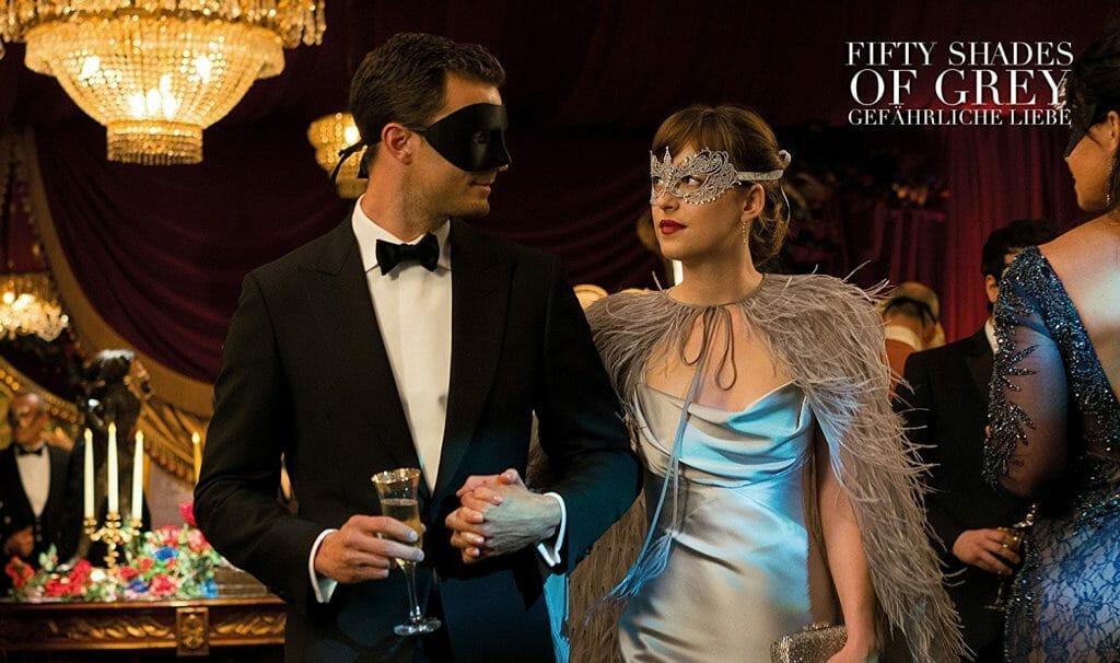 """Auch """"Fifty Shades of Grey - Gefährliche Liebe"""" konnte sich zwei Preise holen, unter anderem für die schlechteste Fortsetzung"""