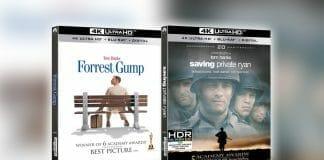 """Tom Hanks im Doppelpack. Paramount veröffentlicht die Filmklassiker """"Forrest Gump"""" und """"Der Soldat James Ryan"""" auf 4K Blu-ray"""