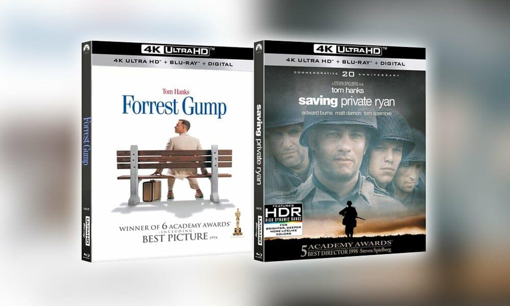 Forrest Gump Und Der Soldat James Ryan Remaster Erscheinen Auf 4k