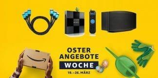 """Noch zwei Tage, dann startet Amazon mit seiner """"Oster-Angebote-Woche""""!"""