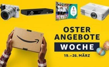 Die Oster-Angebote-Woche auf Amazon.de lockt mit satten Rabatten und günstigen Schnäppchen!