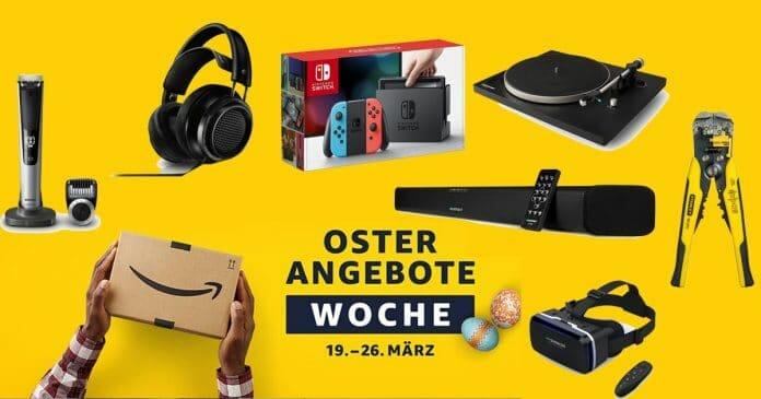 Morgen startet Amazon so richtig durch mit der Oster Angebote Woche!