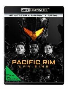 """Vorläufige 4K Blu-ray Abbildung von """"Pacific Rim: Uprising"""""""