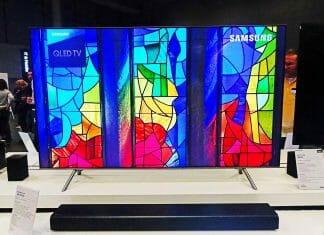 Die Q6FN 4K Fernseher eröffnen Samsungs 2018 QLED-Lineup zu günstigen Preisen in Größen von 49 bis 82 Zoll