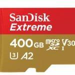 SanDisk Extreme microSD 400 GB