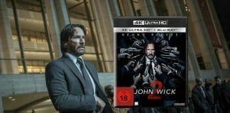 "4K Blu-ray ""John Wick: Kapitel 2"" im Test"