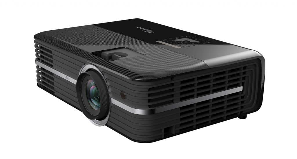 Der Optoma UHD51 mit 4K/HDR und Full-HD 3D