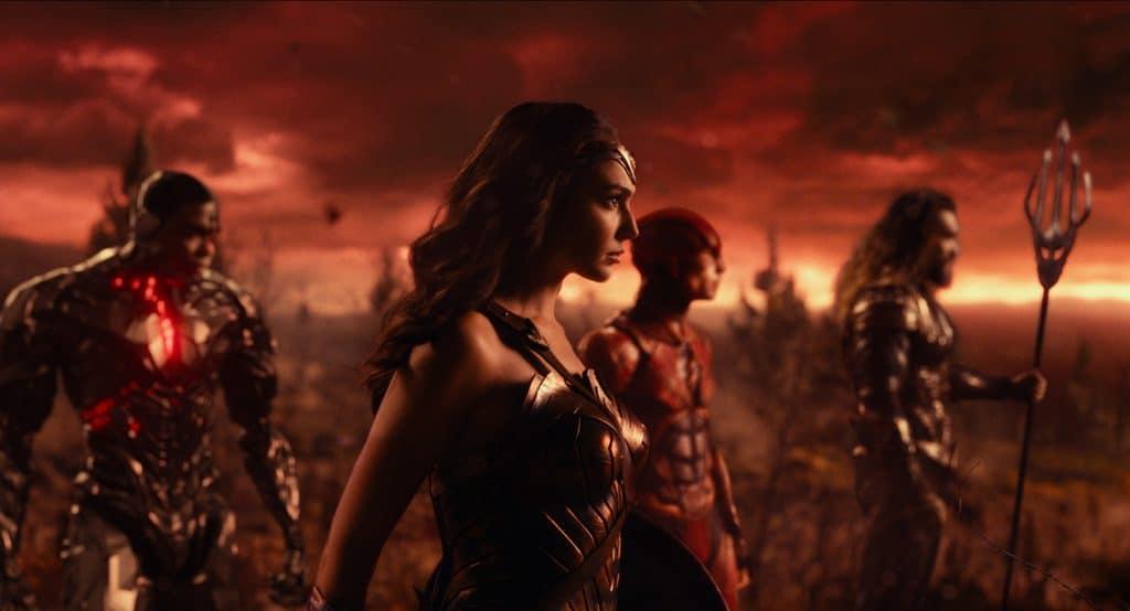 """Nach dem großen Erfolg des Solo-Abenteuers """"Wonder Woman"""" (Gal Gadot) war klar, es wird einen großen Justice League Auftakt geben"""