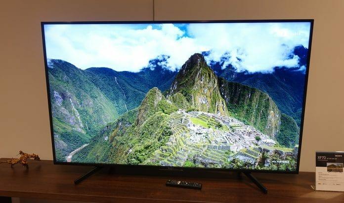 Der XF70 Bavia 4K TV gibt Kunden eine alternative zu Sonys Android TVs