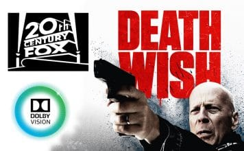 """20th Century Fox veröffentlicht mit """"Death Wish"""" seinen ersten Dolby Vision Film... wenn auch nur digital"""