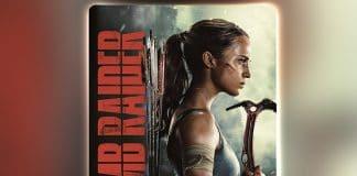 Die 4K Steelbooks von Tomb Raider und Ready Player One stehen jetzt zur Vorbestellung bereit!