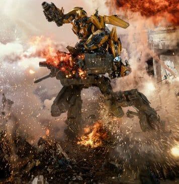 "Amazon Prime Video im Mai 2018 unter anderem mit ""Transformers: The Last Knight"""