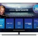 Samsung SportWorld App