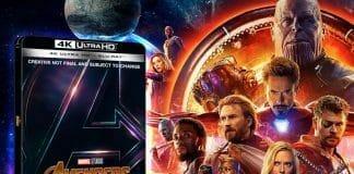 """Der Marvel-Blockbuster """"Avengers: Infinity War"""" erscheint auf HD, 3D und 4K Blu-ray!"""