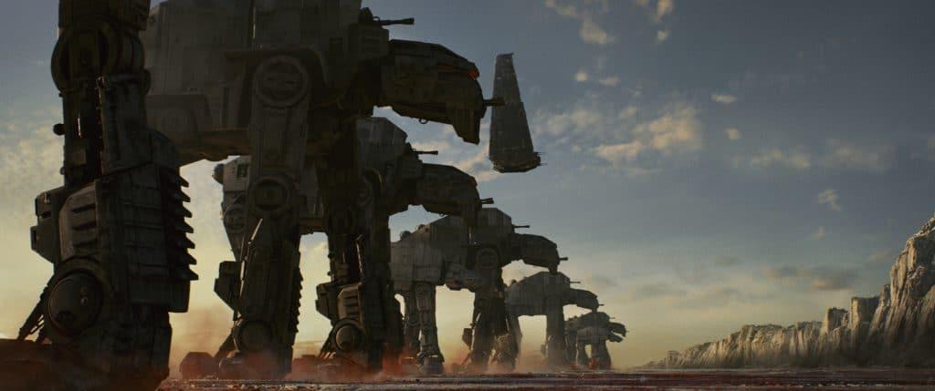 Die CGI-Effekte von Star Wars: Die letzten Jedi sind wieder erste Sahne, doch auch der Soundmix fängt die Atmosphäre gut ein, ist insgesamt aber schwächer als der englische Originalton mit Dolby Atmos
