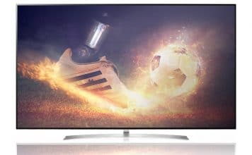 Sichert euch jetzt einen OLED-TV rechtzeitig zur Fußball-WM 2018