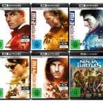 """Neben den """"Mission: Impossible""""-Filmen erscheint auch """"Teenage Mutant Ninja Turtles"""" am 19. Juli 2018 auf 4K UHD Blu-ray"""