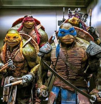 Mutierte Schildkröten oder Traumhochzeit? Wieso nicht beides?