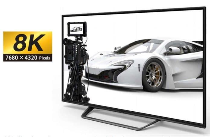 Sharp macht mit dem 8K Display LV-70X500E seinem Namen mal wieder alle Ehre