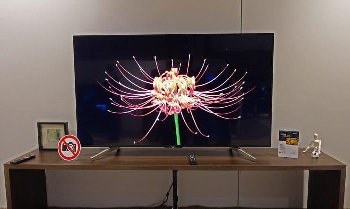 Sony präsentierte auf seiner Roadshow die neue XF83 Serie in 60 und 70 Zoll