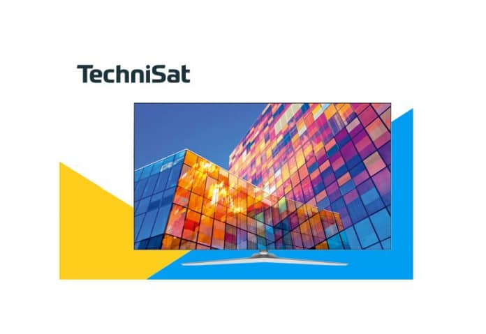 TechniSat steigt mit dem TECHNIVISION OLED in das High-End-TV-Segment ein.