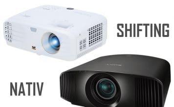 """Unterschied zwischen nativen 4K Projektoren und """"Pixelschubsern"""" mit Shifting-Technologie"""