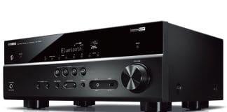 Yamaha RX-V385: Günstiger 5.1-Kanal AV-Receiver mit Cinema DSP Technologie