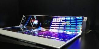 LG 4K OLED Flexibel