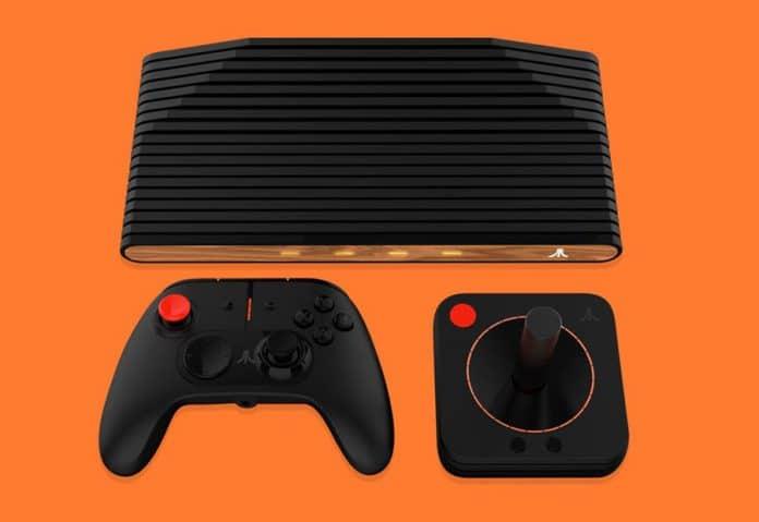 Die Atari VCS Konsole soll Inhalte in 4K/HDR@60p wiedergeben können