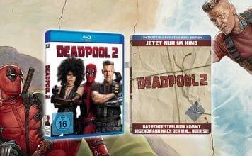 """""""Deadpool 2"""" erscheint auf DVD, Blu-ray und 4K Blu-ray im Oktober 2018"""