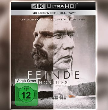 """Der Western """"Feinde - Hostiles"""" erscheint auch hierzulande auf 4K Blu-ray"""