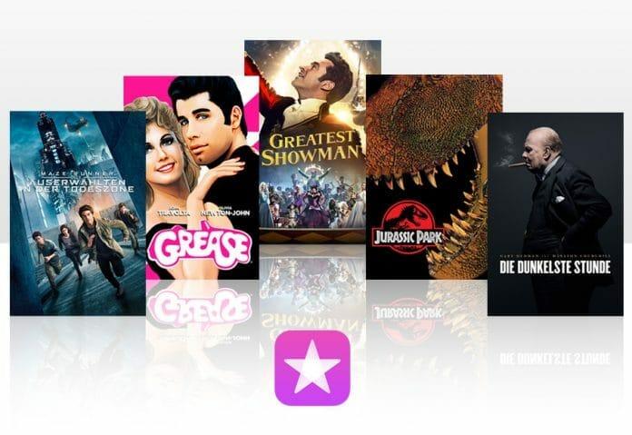 4K Neuheiten & Vorbesteller auf iTunes