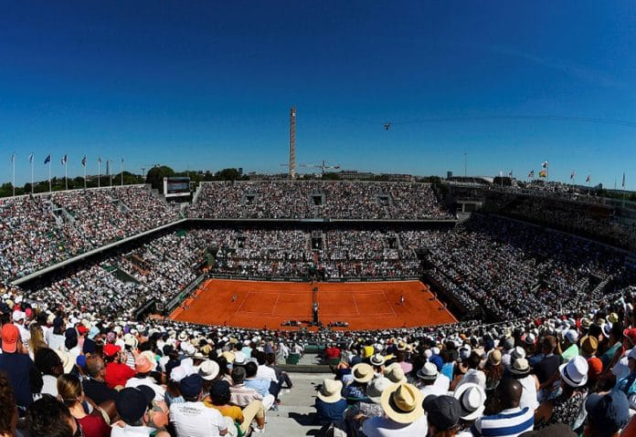 Die Top-Spiele der French Open werden von Eurosport und HD+ in UHD-Qualität gezeigt © Getty Images