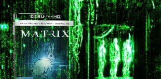 """Unser Test der """"Matrix"""" 4K Blu-ray zeigt, dass nicht nur das Cover zu Wünschen übrig lässt"""