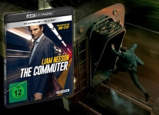"""Unser Test von """"The Commuter"""" auf 4K Blu-ray zeigt, dass der Titel sich sein Publikum gezielt suchen muss"""