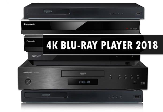 bersicht 4k blu ray player 2018 den richtigen uhd. Black Bedroom Furniture Sets. Home Design Ideas