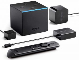Amazon Fire TV Cube Lieferumfang
