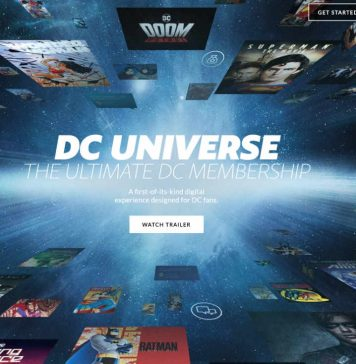 DC Universe Streaming Service