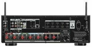 Denon AVR-X1500H Anschluesse