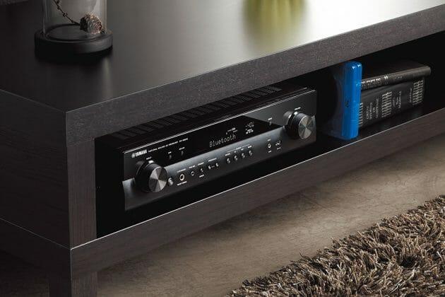 Der Yamaha RX-S602 Slimline AV-Receiver soll im September 2018 in den Handel kommen