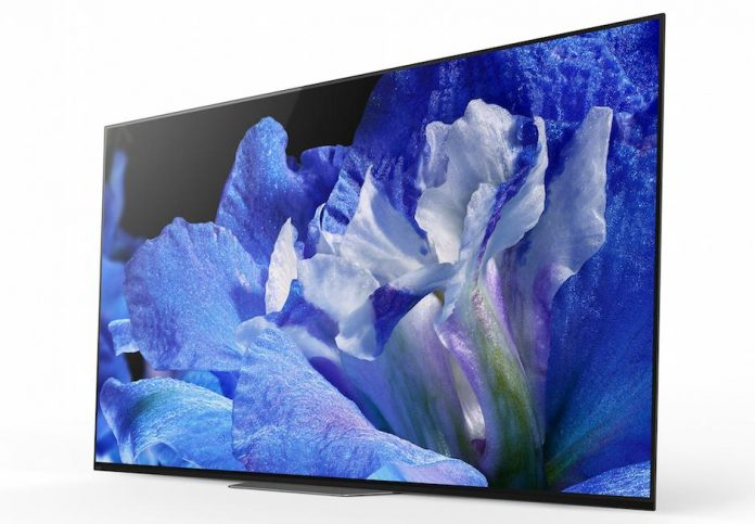 Sony A8 OLED