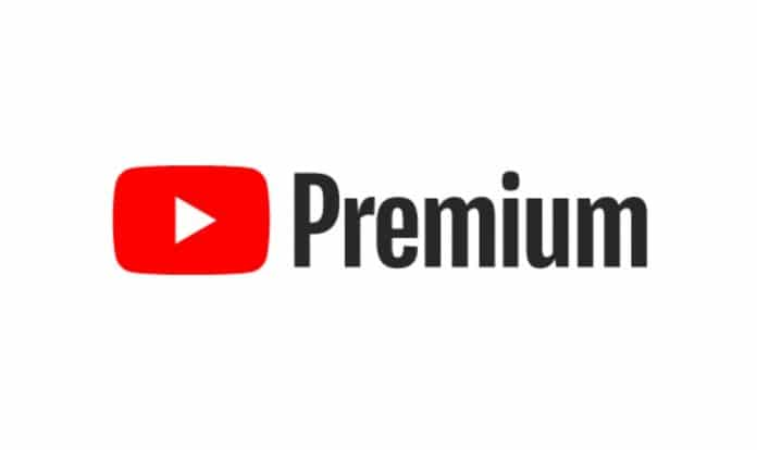 YouTube Premium Logo