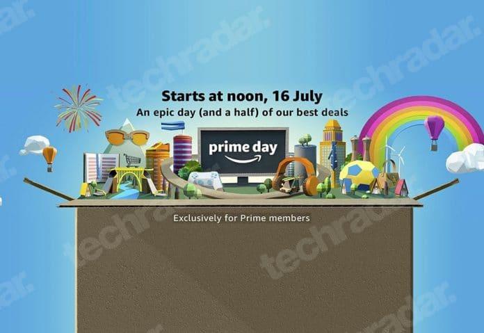 Der Amazon Prime Day findet am 17. Juli 2018 statt, startet aber bereits am Vortag (16. Juli 12:00 Uhr)