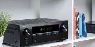 Der Denon AVR-X250BT & AVR-X550BT sind bereits ab 279 Euro erhältlich