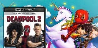 """""""Deadpool 2"""" erscheint auf DVD, Blu-ray und 4K Blu-ray am 27. September 2018"""
